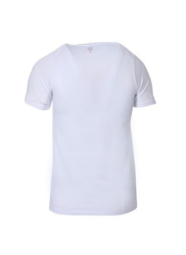 Sportive Karşıyaka Erkek Beyaz Futbol Forma Tky100156-Byz-Ksk Beyaz